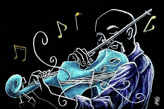 Arte Venezia - Violinista Gran Caffe Chioggia - Musica Piazza San Marco