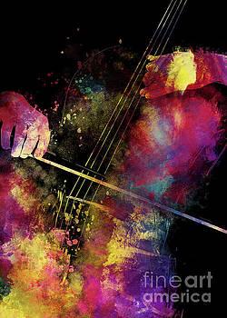 Justyna Jaszke JBJart - Violoncello art 1