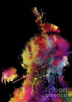 Justyna Jaszke JBJart - Violoncello art 2