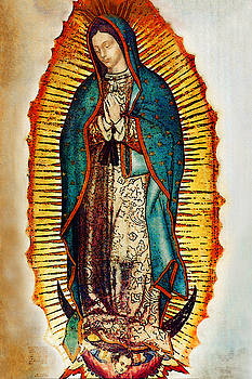 Bibi Rojas - Virgen de Guadalupe