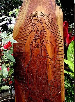 Virgen de Guadalupe by Calixto Gonzalez