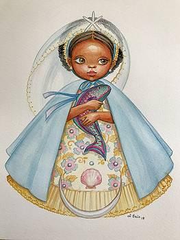Virgen de Regla by Alejandra Baiz