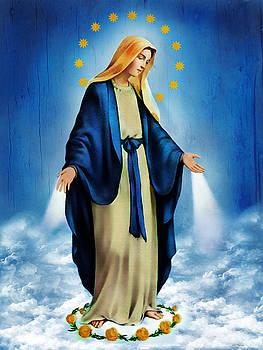 Bibi Rojas - Virgen Milagrosa