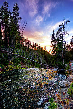 Virginia Cascades by Jeremy Clinard