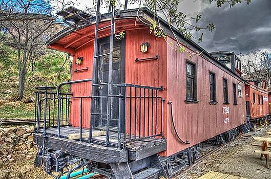 Thom Zehrfeld - Virginia City Caboose
