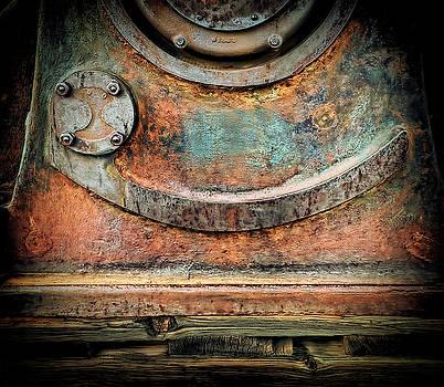 Virginia City Rust by Steve Siri