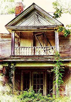 Virginia Mansion by Julie Dant