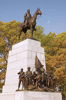 Mick Burkey - Virginia State Monument