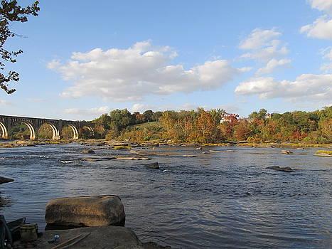 Virginia Waterways by Digital Art Cafe