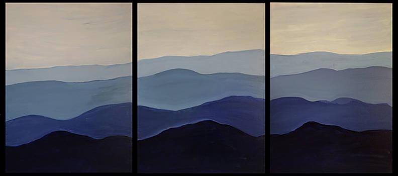 Virginia's Blue Ridge by Phyllis Hollenbeck