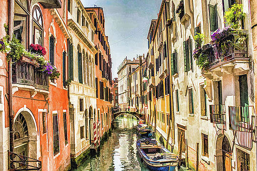 Lisa Lemmons-Powers - Virtual Venice