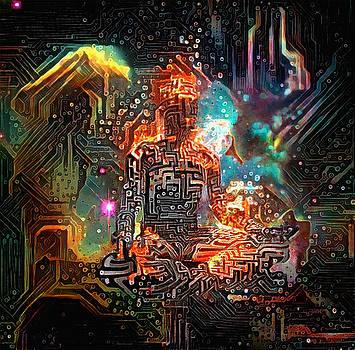 Virtual Zen by Bruce Rolff
