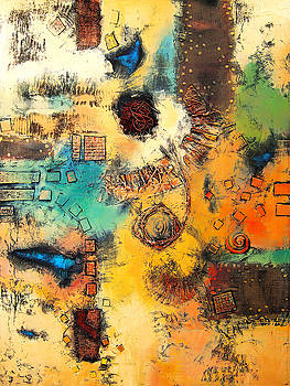 Vision II by Farhan Abouassali