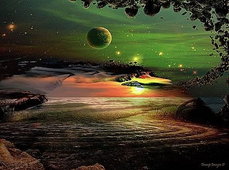 Visions In My Head by Wesley Nesbitt