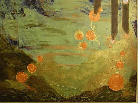 Visions In My Soul by Seemoy Law-Hugh