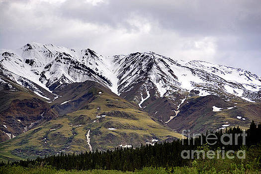 Visit Alaska by Lorenzo Cassina