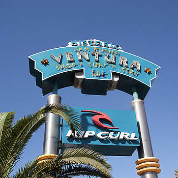 Visiting Historic Ventura by Art Block Collections