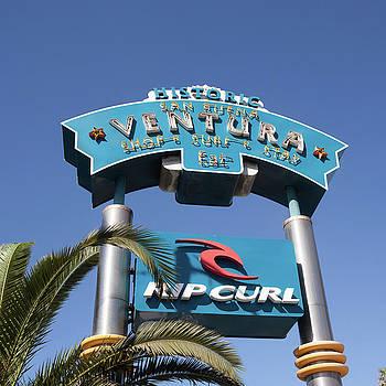 Art Block Collections - Visiting Historic Ventura