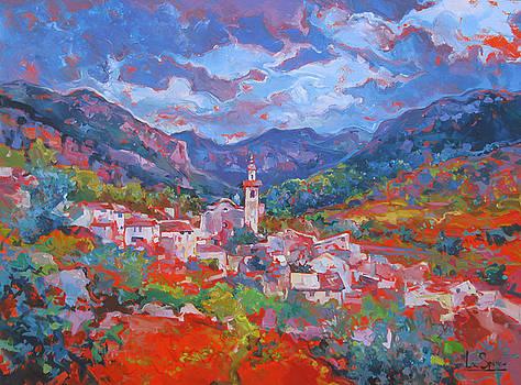 Vista de Valldemossa by Martin Laspina