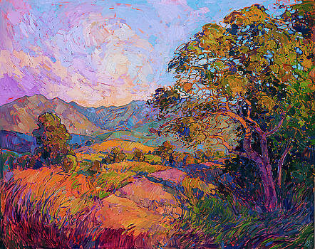 Vista Oak by Erin Hanson