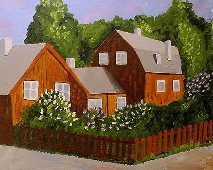 Vitabergen by Mats Eriksson