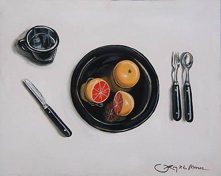 Vitamin C Spheres by Rory Moorer