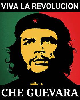 Viva la Revolucion by Luis Padilla