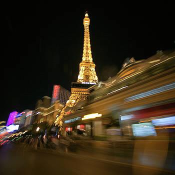 Daniel Furon - Viva La Tour Eiffel--Las Vegas