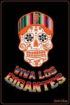 Viva Los Gigantes by Luis Padilla