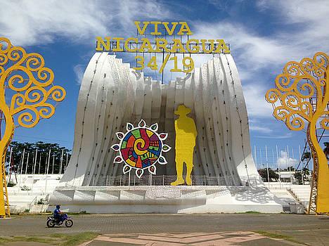 Manuel - Viva Nicaragua Stage