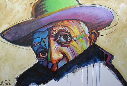 Viva Pablo by Katharine Turk-Truman