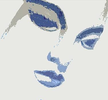 Vivian Blue by Jennifer Ott