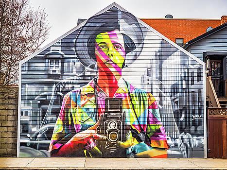 Vivian Maier by Robin Zygelman