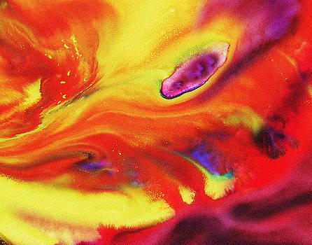 Irina Sztukowski - Vivid Abstract Vibrant Sensation IV
