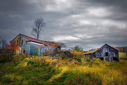 Chris Bordeleau - Vivid Farmhouse Memories