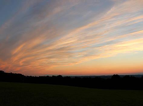 Vivid Summer Sky I by Brian Lucia