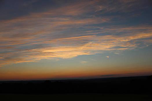 Vivid Summer Sky III by Brian Lucia