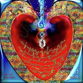VK38 Sacred HeartGate by Saleena Ki