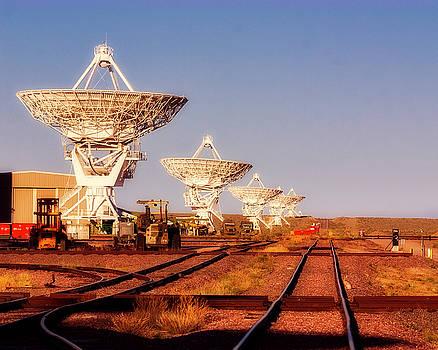 Steven Ralser - VLA - Socorro - New Mexico