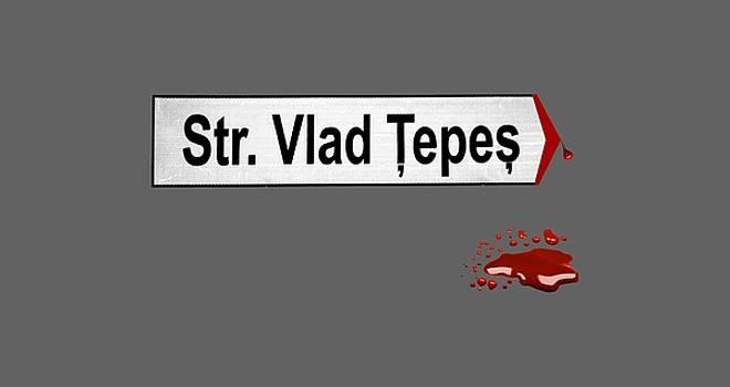 Vlad the Impaler by Marius Sipa