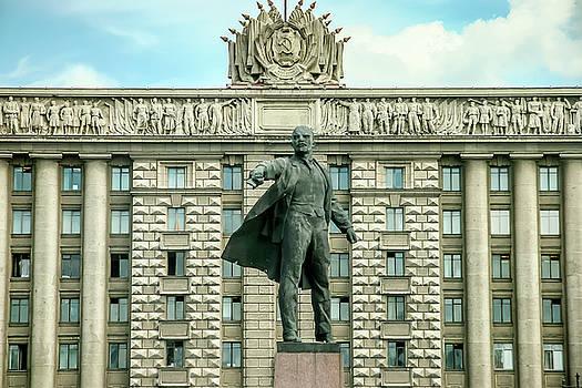 Vladimir Lenin by KG Thienemann