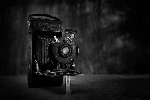 Voigtlander Bessa Camera 1945 by Mark Wagoner