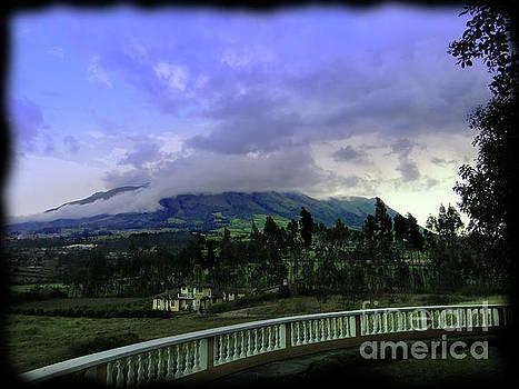 Volcan Cotacachi by Al Bourassa