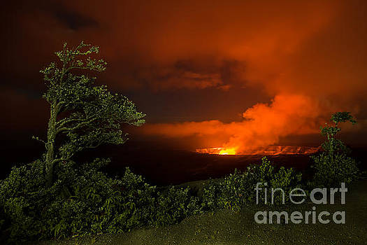 Volcano National Park All Proceeds go to Hospice of the Calumet Area by Joanne Markiewicz