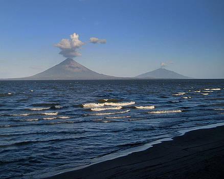 Maria Fernanda - Volcano Concepcion and Maderas