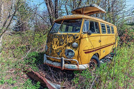 Volkswagen Bus by Rick Berk