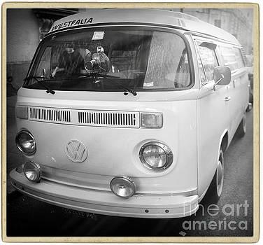 Volkswagen Westfalia Camper by Stefano Senise