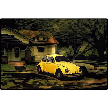 #volkswagon #vintage #car #classic by Judy Green