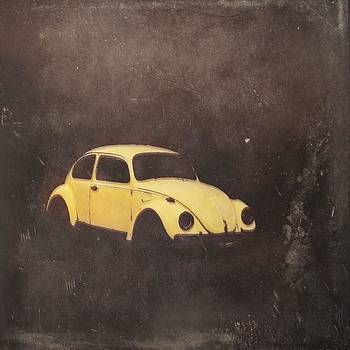 #volkswagon #vintage #car #iphone6 by Judy Green