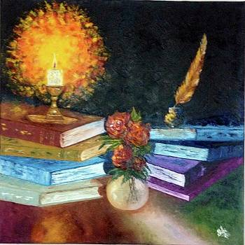 Volumes of knowledge by Shilpi Singh